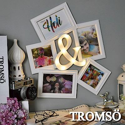 TROMSO 舞動鐵塔小泡泡燈5框組
