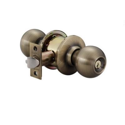 加安牌 C3800 青古銅 60 mm 喇叭鎖 客廳鎖 門鎖 辦公室鎖 臥室鎖 臥室鎖