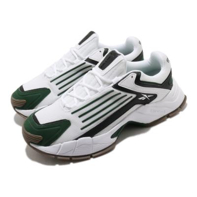 Reebok 慢跑鞋 DMX Series 3000 男鞋 經典款 舒適 避震 運動 球鞋 穿搭 白 綠 FV8896