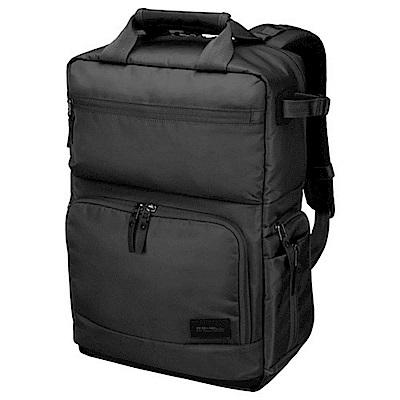HAKUBA LUFTDESIGN BROS博斯系列二代後背包(黑色/HA205725)