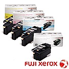 FujiXerox 彩色105/215系列 原廠高容量碳粉四色組(CT201591~94)