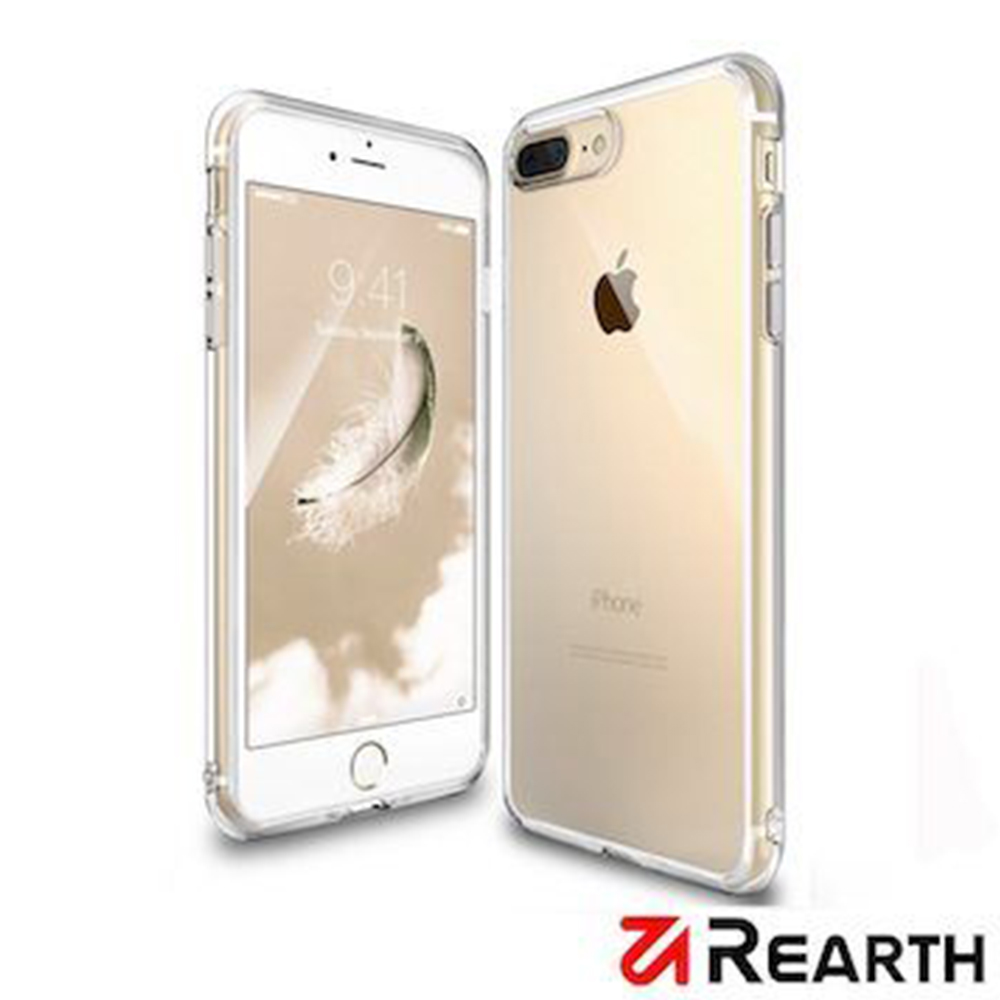 Rearth Apple iPhone 7/8 Plus 輕薄保護殼