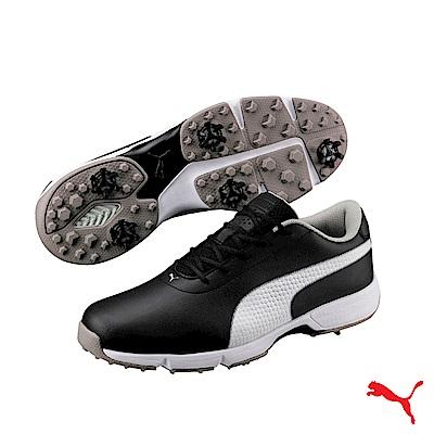 PUMA GOLF 專業高爾夫球鞋 黑/灰 190607 02 @ Y!購物