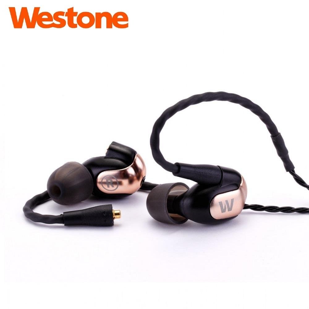 【Westone】W60 六單體平衡電樞暨三音路監聽級入耳式耳機