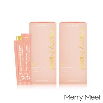 i-KiREi (Merry Meet) 蜜桃波波凍-2盒組(共20入)