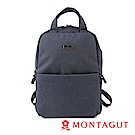 MONTAGUT夢特嬌-單寧紋休閒多功能相機包-後背系列