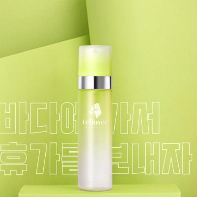 韓國Celluver香縷 女神降臨黃寅燁代言 韓國雪紡香水 80ml-青欖長島