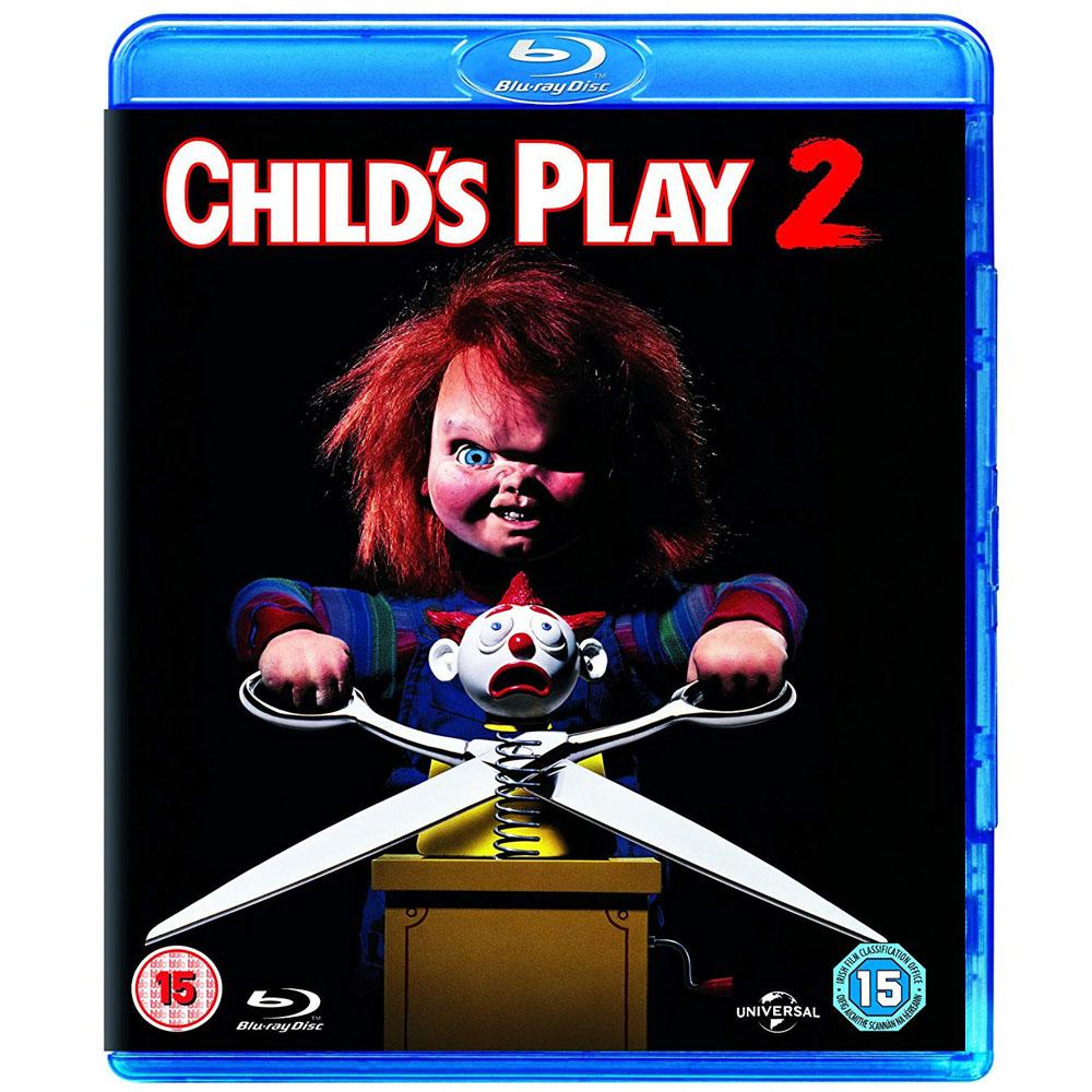 異靈七殺 Child's Play (靈異入侵 2)  藍光  BD