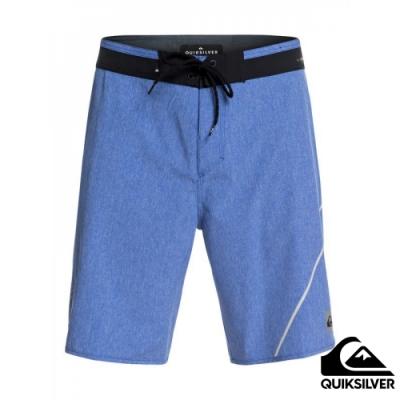 【QUIKSILVER】HIGHLINE NEW WAVE 20吋衝浪休閒褲 藍