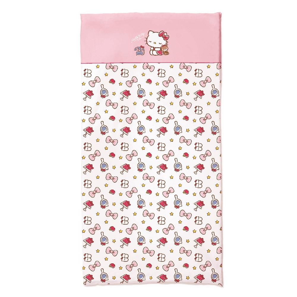 (滿千送10%超贈點)【麗嬰房】三麗鷗 Hello Kitty(凱蒂貓) 午睡時光系列 床墊(3.5cm)