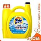 美國 TIDE CLEAN&FRESH 濃縮 洗衣精 4.08L