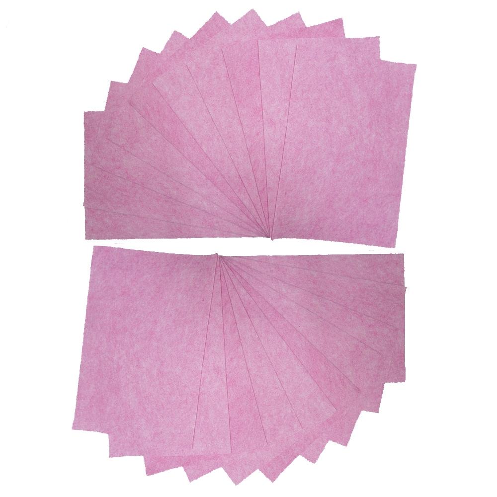 月陽超值20入29X14加厚天然椰殼細纖維不卡油抹布洗碗巾擦車巾(291420)