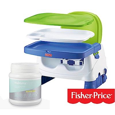費雪寶寶小餐椅+媽咪小站-多功能活氧去漬粉450g