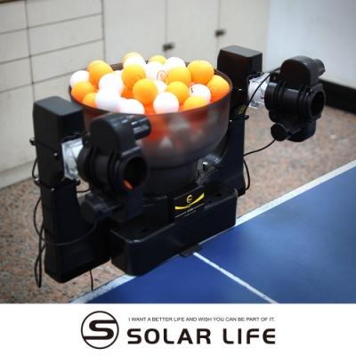 SUZ 無線遙控雙管桌球發球機S104乒乓球機器人Table Tennis Robot