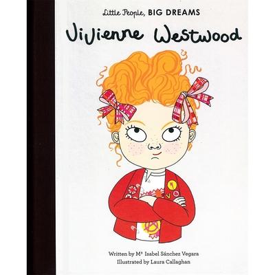 Little People Big Dreams:Vivienne Westwood 小人物大夢想:薇薇安・魏斯伍德