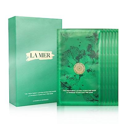 LA MER 海洋拉娜 濃縮精華高滲透直導膜 6片