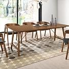 Boden-奈倫6.6尺餐桌/長桌-200x100x75.5cm