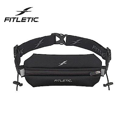 Fitletic NEO Racing Neoprene運動腰包N01R【黑色】