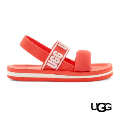 UGG女士 Zuma Sling潮流輕便涼鞋