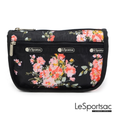 LeSportsac - Standard旅行化妝包/收納包 (玫瑰園)
