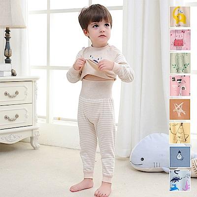 【Effect】兒童純棉柔軟加高護肚保暖套裝(8款可選)