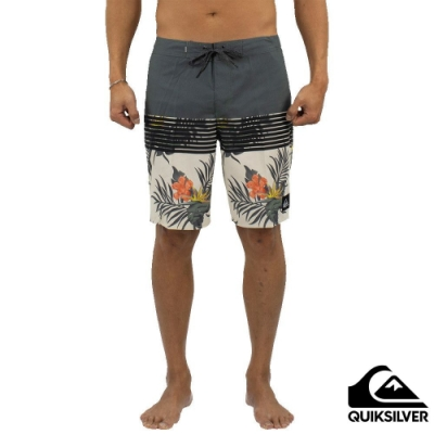 【QUIKSILVER】EVERYDAY DIVISION 20 衝浪褲 白色