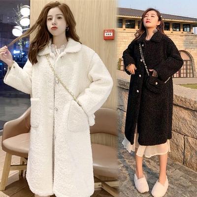 【韓國K.W.】浪漫點點全台首發獨賣羊羔絨外套