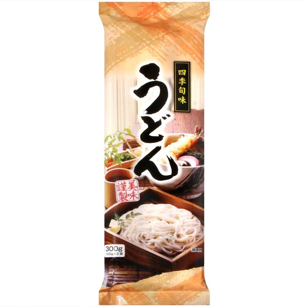 山本製粉 四季旬味烏龍麵 (300g)