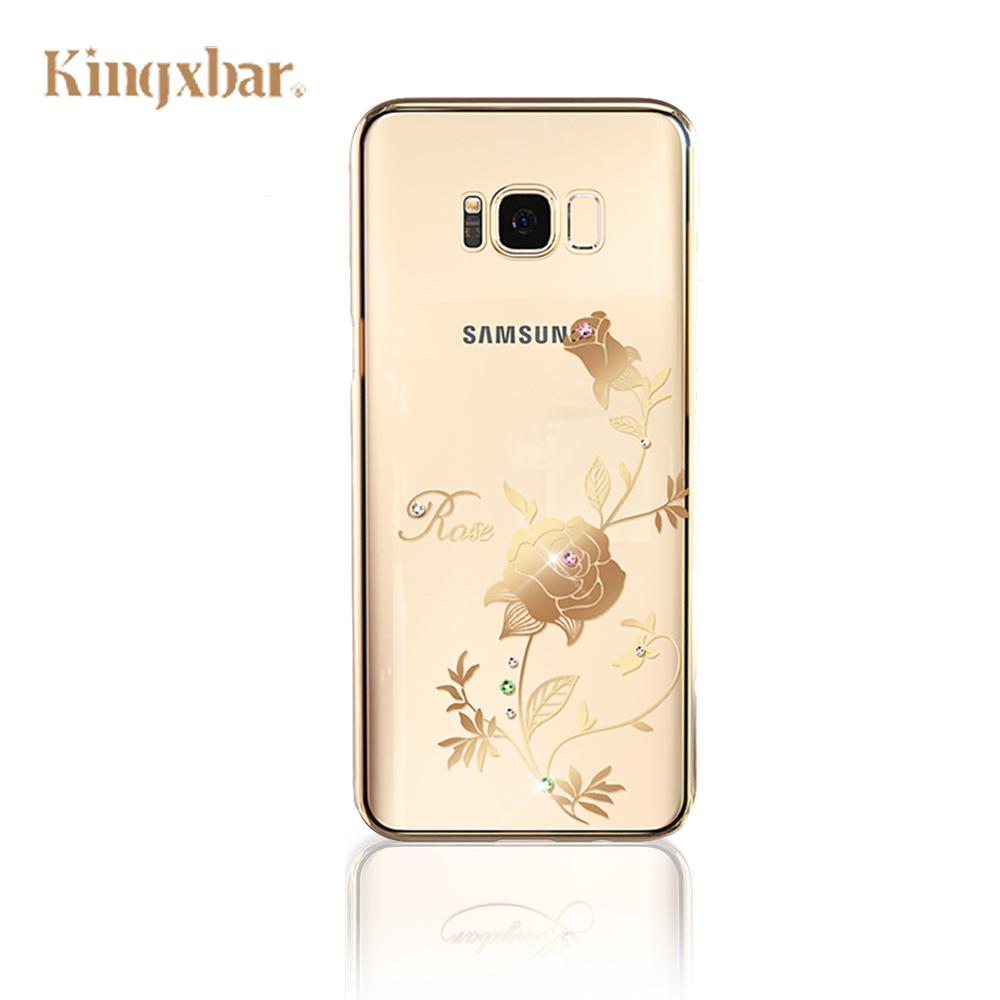 Kingxbar Samsung S8  施華彩鑽 水鑽手機殼-妖姬