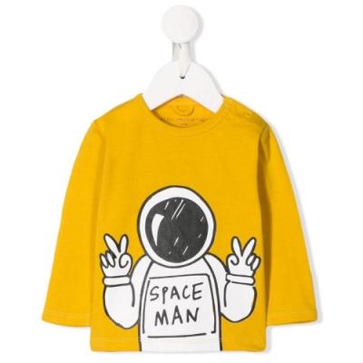 Stella McCartney 太空人黃色上衣(童)