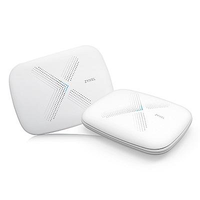 [無卡分期12期] ZyXEL合勤 Multy X 三頻全覆蓋無線延伸系統