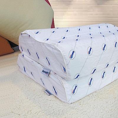 澳洲Simple Living 百年英國品牌Dunlopillo防蹣乳膠枕-二入