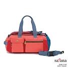 [限時搶] satana - Soldier 拼接機能後背包/旅行袋 (四色可選)