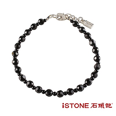 石頭記 水晶手鍊-傾城魅力-黑瑪瑙