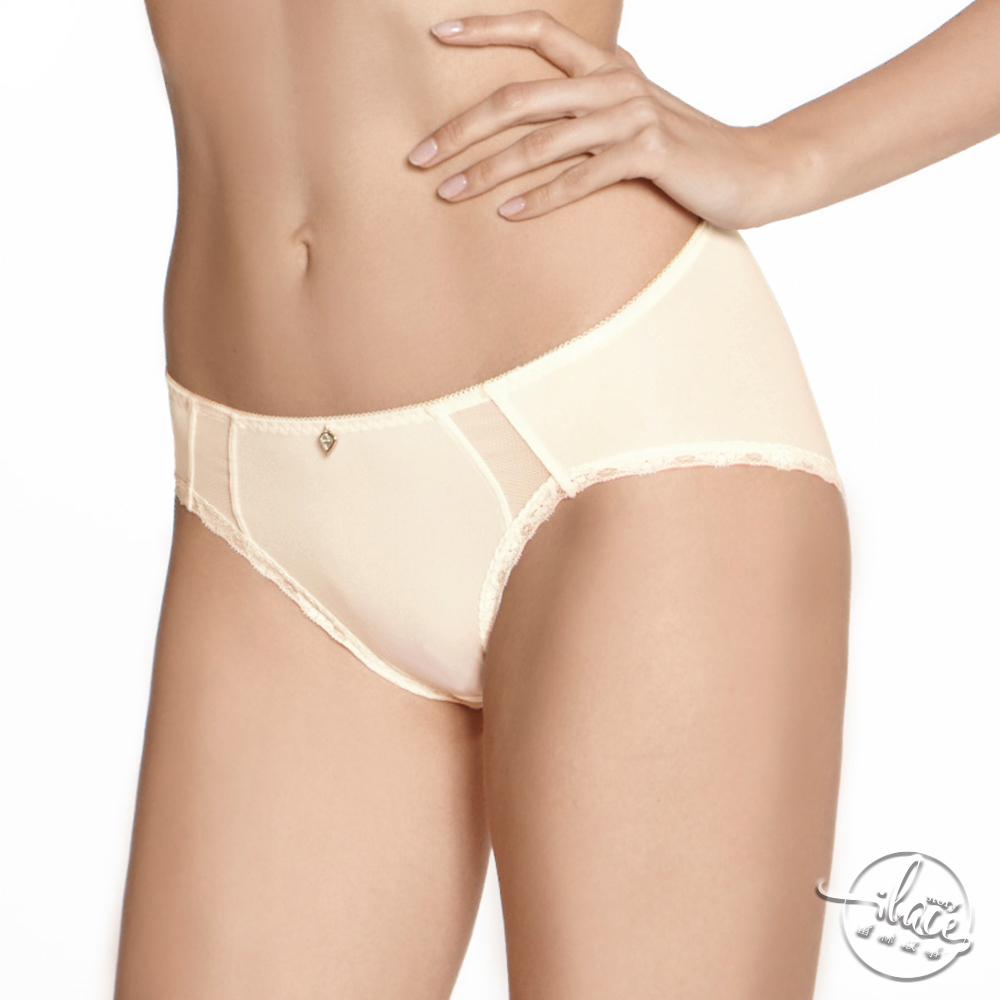 LADY 魔力V系列 機能調整型 中腰三角內褲(輕巧膚)