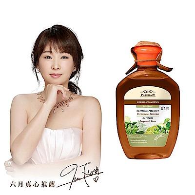 Green Pharmacy 草本肌曜 佛手柑&萊姆精油沐浴凝露 250ml