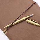 客製化刻字- ARTEX 開心黃銅鋼筆