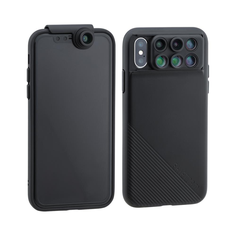 ShiftCam 手機殼鏡頭 6合1旅行攝影組- iPhone X