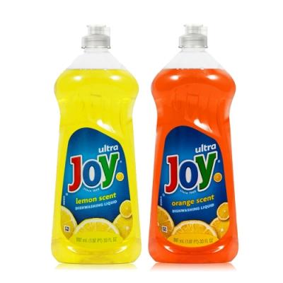 美國 JOY 濃縮洗碗精30oz/887ml-(柑橘/檸檬)