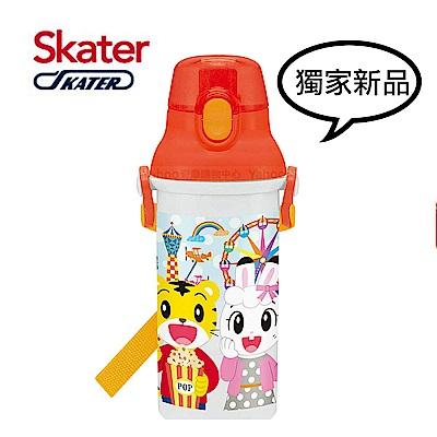 Skater 直飲輕巧水壺 (480ml)巧虎與琪琪
