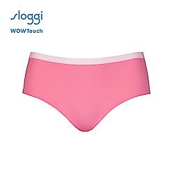 sloggi WOWTouch系列平口無痕褲 蜜桃粉