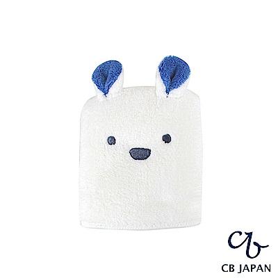 CB 動物造型超細纖維毛巾/兒童毛巾(3入組)-3色