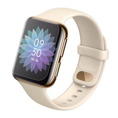 o-one小螢膜 OPPO Watch 46mm 手錶保護貼兩入組 犀牛皮防護膜 抗衝擊自動修復