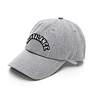 New Balance 經典 Logo文字帽 LAH93004AG 中 灰