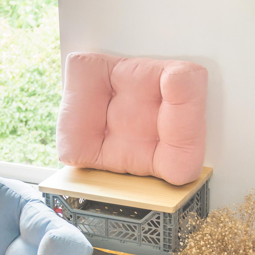 (買一送一)完美主義 第二代加大加寬萬用靠腰衴/紓壓枕(4色)
