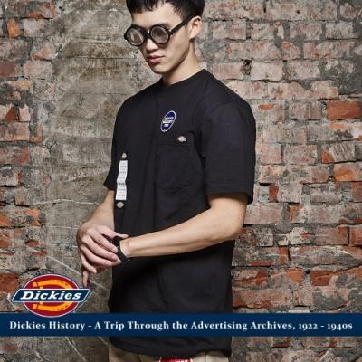 [時時樂限定]DICKIES 重磅heavy口袋短T 美式工裝 工作服