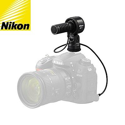 原廠Nikon麥克風降噪單指向電容式麥克風ME-1