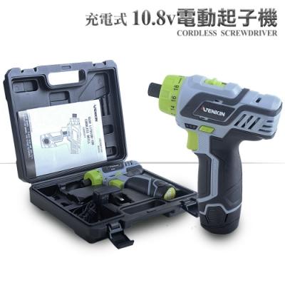 【VENKIN】10.8V 充電起子機 CIDE011