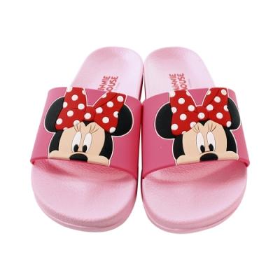 魔法Baby 女鞋 迪士尼米妮授權正版軟Q緩震時尚拖鞋sk1049