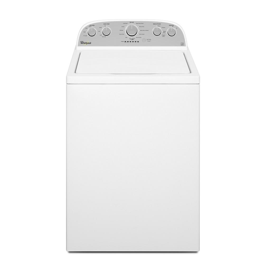 Whirlpool惠而浦 13KG 變頻直立式洗衣機 WTW5000DW 展碁代理